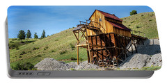 Abandoned Mine In Creede Portable Battery Charger
