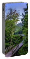 Abbott Lake Trail Portable Battery Charger