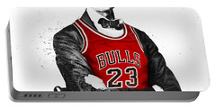 Michael Jordan Portable Battery Chargers