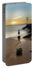 Aberdeen Beach Reflections Portable Battery Charger
