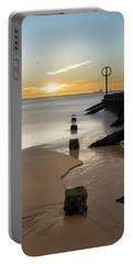 Aberdeen Beach Reflections Portable Battery Charger