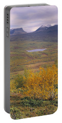 Abisko Nationalpark Portable Battery Charger