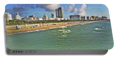 Above South Beach  Portable Battery Charger