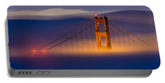 Above The Fog Portable Battery Charger