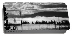 Portable Battery Charger featuring the photograph Rising Above by Colleen Coccia