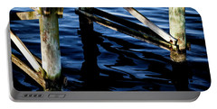 Portable Battery Charger featuring the photograph Above Water by Eric Christopher Jackson