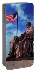 Abraham Lincoln Birthplace 002 Portable Battery Charger
