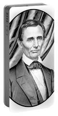 Abraham Lincoln Circa 1860 Portable Battery Charger