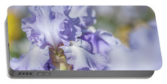 Absolute Treasure 1. The Beauty Of Irises Portable Battery Charger