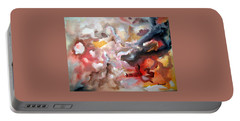Abstract #07 Portable Battery Charger by Raymond Doward