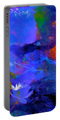 Abstract 112 Portable Battery Charger by Pamela Cooper