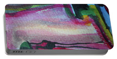 Abstract-25 Portable Battery Charger