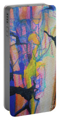 Abstract-3 Portable Battery Charger