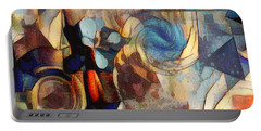 Abstract 32 Portable Battery Charger