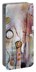 Abstract 39 Portable Battery Charger by Karin Husty