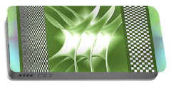 Abstract 54 Portable Battery Charger by Iris Gelbart