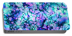 Abstract 8 Portable Battery Charger by Patricia Lintner