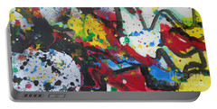 Abstract-9 Portable Battery Charger