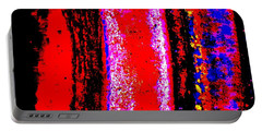 Abstract  Abstraction Portable Battery Charger by Tim Townsend