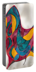 Abstract Art 101 Portable Battery Charger