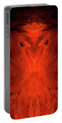 Abstract Bird 01 Portable Battery Charger by Scott McAllister