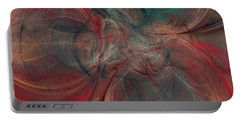 Abstract Chaotica 10 Portable Battery Charger