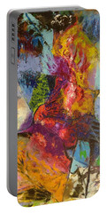 Abstract Depths Portable Battery Charger