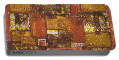 Abstract_ Fall  Portable Battery Charger