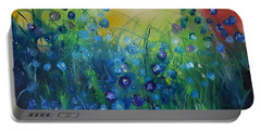 Abstract Flax           31 Portable Battery Charger