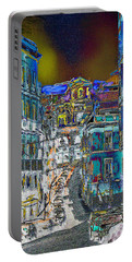 Abstract  Images Of Urban Landscape Series #11 Portable Battery Charger