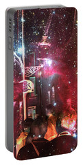 Abstract  Images Of Urban Landscape Series #12 Portable Battery Charger