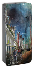 Abstract  Images Of Urban Landscape Series #6 Portable Battery Charger