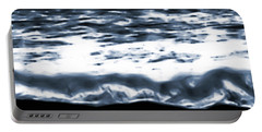 Abstract Ocean Portable Battery Charger