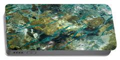 Abstract Of The Underwater World. Production By Nature Portable Battery Charger
