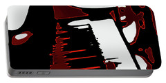Abstract Piano Portable Battery Charger