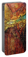 Abstract Rock 2 Portable Battery Charger