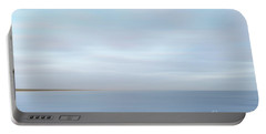Portable Battery Charger featuring the photograph Abstract Seascape by Ivy Ho