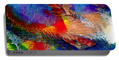 Abstract Series 0615a-5 Portable Battery Charger