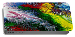 Abstract Series 0615a Portable Battery Charger