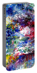 Abstract Series 070815 A2 Portable Battery Charger