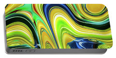 Abstract Series 153240 Portable Battery Charger