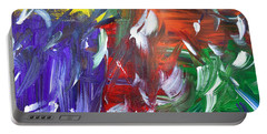 Abstract Series E1015al Portable Battery Charger