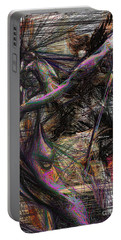 Abstract Sketch 1334 Portable Battery Charger