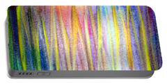 Abstract Watercolor A2 1216 Portable Battery Charger