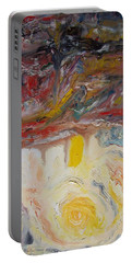 Abstraction 4 Portable Battery Charger