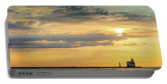 Portable Battery Charger featuring the photograph Abundance Of Atmosphere by Bill Pevlor