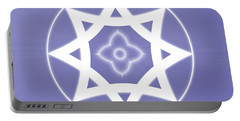 Abundance Of The Universe Portable Battery Charger