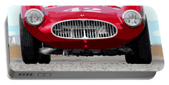 Ac Cobra Portable Battery Charger by Gary Grayson