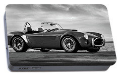 Ac Shelby Cobra Portable Battery Charger by Mark Rogan