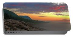 Acadia Sunrise  Portable Battery Charger